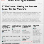 the Early Edition; RSS reader
