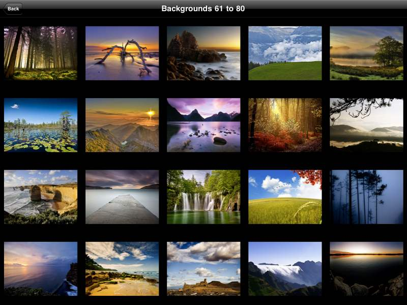 wallpaper apps for ipad 2