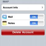 Notes via Gmail ook op je iPad te lezen