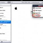 PDF boeken via Dropbox op iBooks lezen