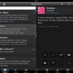 MijniPadScreen; Osfoora HD