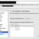 Gebruik je Mac als router voor je iPad! (internetdeling)