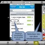Selecteer en plaats je tekstballon
