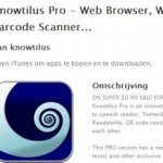 MijnTweet; Knowtilus Pro browser - hoog WOW gehalte!