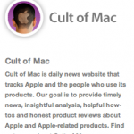 MijniPadBron; Cult of Mac