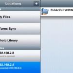 MijniPadScreen; FileBrowser - mijn boekenfolder delen met iPad