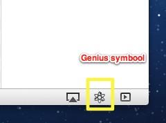 how to delete genius playlist on itunes