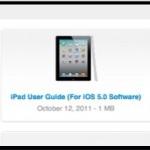 iOS5 - de handleiding / gebruiksaanwijzing - Engels