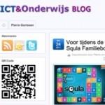 MijniPadBron; ICTOBlog.nl - Voor tijdens de Feestdagen: het Squla Familiebordspel