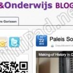MijniPadBron; Soestdijk App voor iPad - 'anders bekeken'