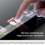 MijnTweet; nieuwe iPad 3 onderweg, aankondiging 7 maart?
