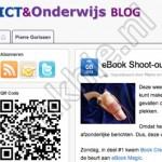 MijniPadBron; eBook shoot-out van ICT&Onderwijs