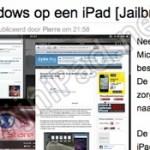 MijniPadBron; meerdere schermen in één scherm?