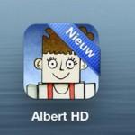 MijniOS6; de nieuwe Apps zijn duidelijk zichtbaar