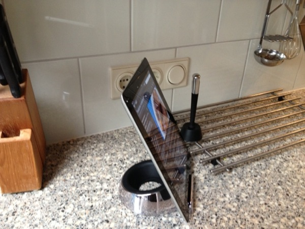 Review belkin chef stand u solide houder voor je ipad