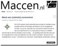 MaccenNL