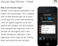 DeciderApp