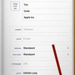 Koppel (Facebook) contacten op je iPad