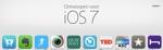 iOS7 - Apple zet speciale apps op een rij