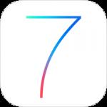 iOS7 - vandaag voor het eerst….