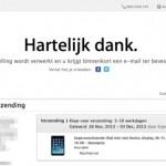 iPad Mini Retina te bestellen in online Apple Store
