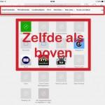 Safari; maak je eigen beginscherm, met favoriete links