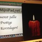 MijniPad.net wenst jullie....