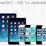 iOS 7 jailbreak is beschikbaar via evasi0n.com, lees ook de update!