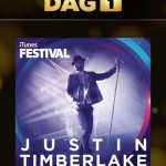 12 Dagen Cadeaus; Justin Timberlake - iTunes single!