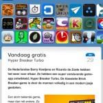 MijnTweet; Hyper Breaker Turbo tijdelijk gratis