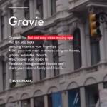 Tekst aan je video's toevoegen met Gravie, tijdelijk gratis!