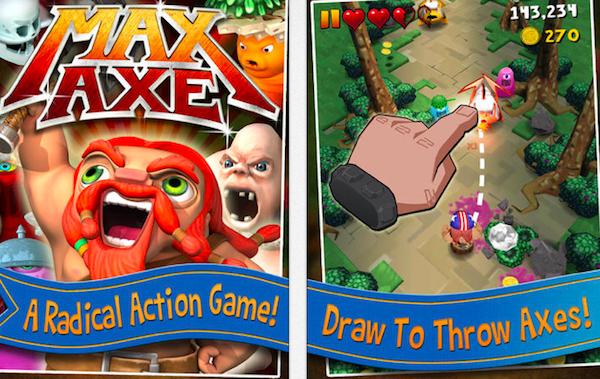 MaxAxe