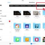 Bestanden; iCloud folders offline benaderbaar maken