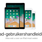 iOS11 - de iPad gebruiksaanwijzing / gebruikershandleiding