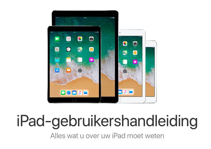 iOS11 Gebruiksaanwijzing