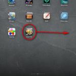 Nieuw bureaublad op iPad maken