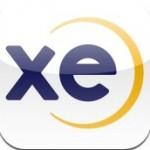 XE Currencty - handige koerstool op reis