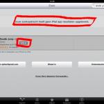App gekocht op iPhone; gebruiken op iPad? (1-3)