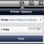 Print vanaf je iPad naar je Mac screen!