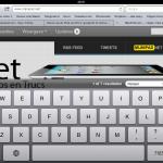 iOS5 - Safari - zoeken naar woord op webpagina sterk verbeterd