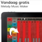 AppEvent; Melody Music Maker is vandaag gratis
