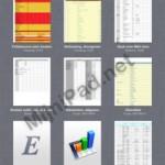 MijniPadHuis; Numbers en delen van gegevens