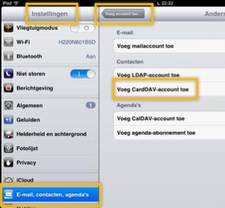 GmailContacten
