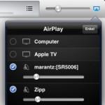 AirPlay; simultaan op meerdere luidsprekers