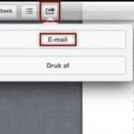 PDF's versturen vanuit iBooks