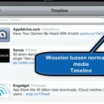 Tweetbot; Foto's en Video in mooie Timeline