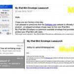 Mailbox - nu ook op de iPad
