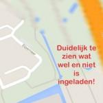 Google Maps; kaart tijdelijk bewaren op je iPad