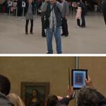 Foto's maken met je iPad in het openbaar?