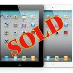 iPad verkocht, reservekopie en leeg maken